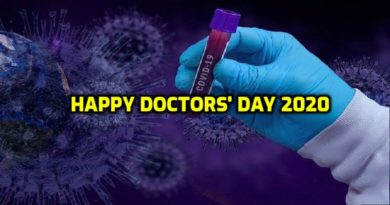 National Doctors' Day: Let's Wish Best for our Well-being Assurers!